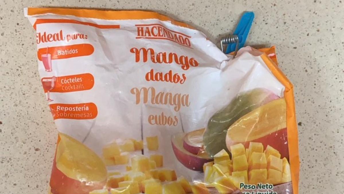 Twitter: La misteriosa desaparición del mango congelado del Mercadona se vuelve viral