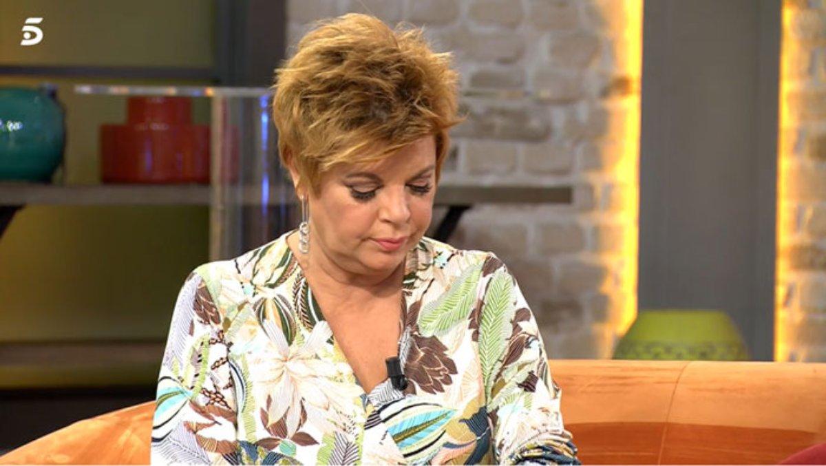 Terelu Campos en Viva la vida