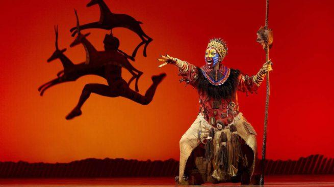'El Rey León' cancela las funciones hasta marzo y el musical 'Anastasia' cierra definitivamente