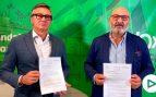 Vox Andalucía insta a la Junta a «defender a la Corona» y exige que no haya «impunidad a los golpistas» del 1-O