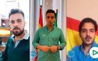 Los jóvenes del PP de Sevilla homenajean a Felipe VI cuando «algunos pretenden romper lo que mas nos une»