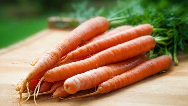 Receta de croquetas de zanahoria y queso