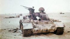 El 6 de octubre de 1973, se inicia la Guerra de Yom Kippur