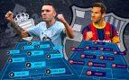 Celta de Vigo – Barcelona: Messi contra las 'meigas'