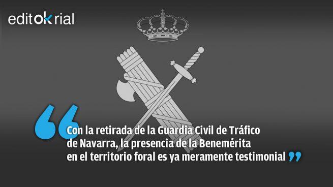 Sánchez vende el honor de la Guardia Civil por un puñado de votos