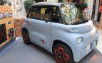 Citroën Ami: la solución de movilidad con cuatro ruedas que podrás conducir desde los 15 años