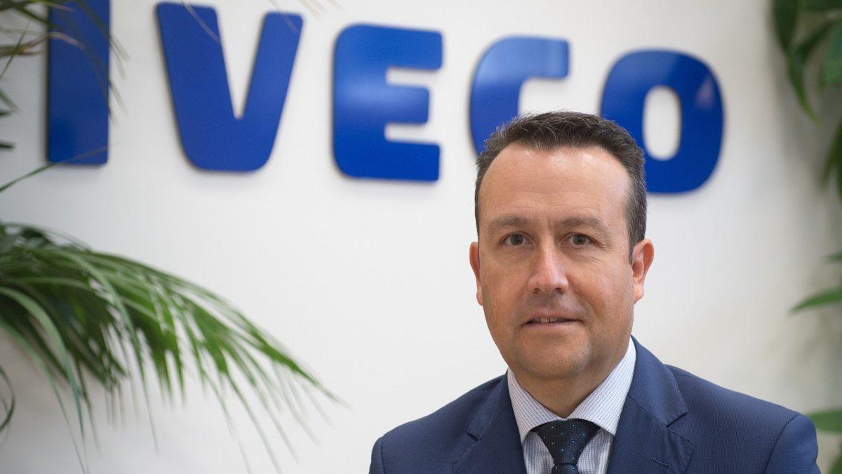 Ángel Rodríguez Lagunilla, nuevo presidente de Iveco España.