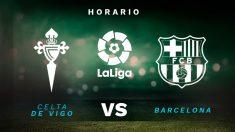 Celta de Vigo – Barcelona: partido de la jornada 4 de la Liga Santander