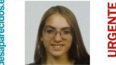 Imagen de la menor desaparecida en Arroyo (Valladolid) y que la Guardia Civil busca desde hace una semana.