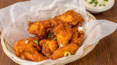 Receta de pollo frito jugoso estilo KFC