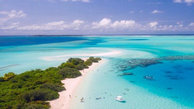 Si estás buscando trabajo, necesitan un librero en un resort de Maldivas