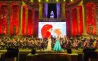 teatro romano merida rojo hacemoseventos cultura pandemia abandono