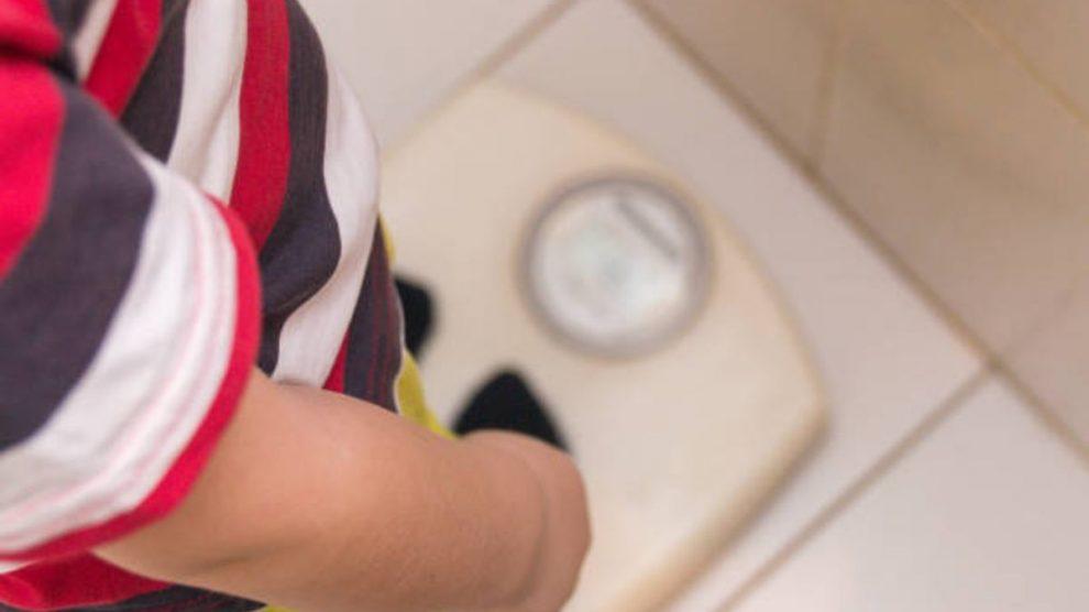 De qué modo ha crecido la obesidad infantil en los niños