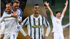 Cristiano Ronaldo será el principal escollo del Barcelona en la fase de grupos.