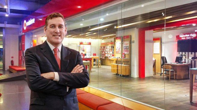 Colman Deegan reemplazará a Antonio Coimbra como el nuevo consejero de Vodafone España