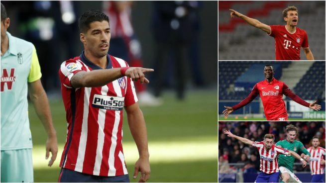 Champions Atlético de Madrid