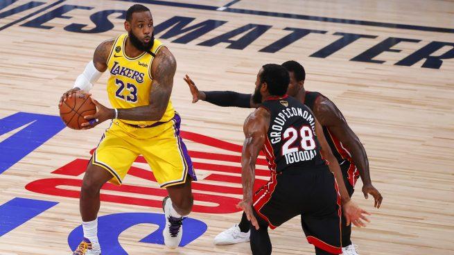 Lakers Finales NBA