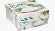 Yogures de leche de cabra de Mercadona