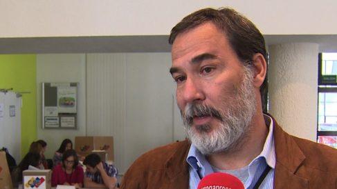Mauricio Rodríguez, nuevo embajador de Nicolás Maduro en España. (Foto: EP)