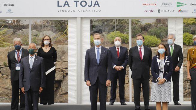 El Rey reivindica la concordia, la modernidad y la ciudadanía como recetas contra la pandemia