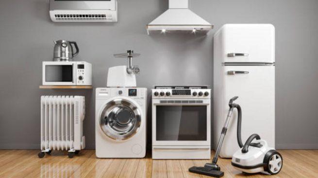 gasto electrodomésticos