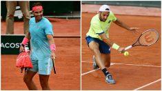 Rafael Nadal se enfrenta al italiano Stefano Travaglia en la tercera ronda de Roland Garros.