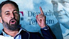 Vox exige a Sánchez defender las empresas españolas ante el deseo de Deutsche Telekom de hacerse con Telefónica