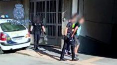Dos detenidos en Benidorm