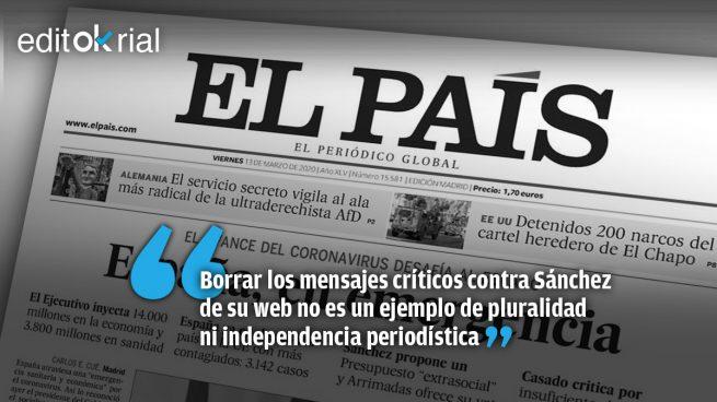 ¿Qué fue de la ética del libro de estilo de 'El País'?