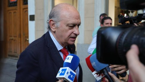 El exministro de Interior y miembro del PP, Jorge Fernández Díaz. Foto: EP