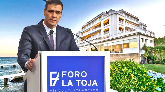Pedro Sánchez La Toja