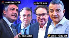 Los nuevos fichajes de Agua de Valencia en Cataluña.