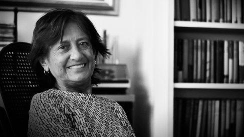 Elisa Delibes, hija de Miguel Delibes y presidenta de la Fundación Miguel Delibes. @EP