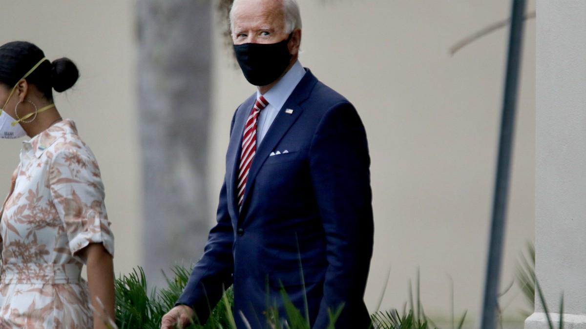 El candidato a la Casa Blanca, Joe Biden – Douglas R. Clifford/Tampa Bay Ti / DPA