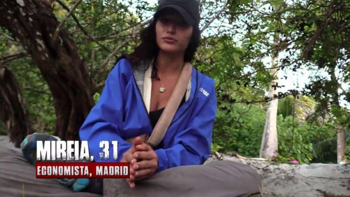 Mireia Borrás en 'La Isla'
