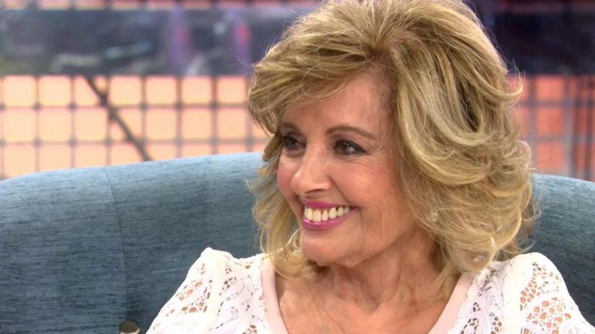 María Teresa Campos en 'Sábado Deluxe'