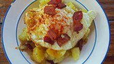 3 recetas originales de huevos fritos