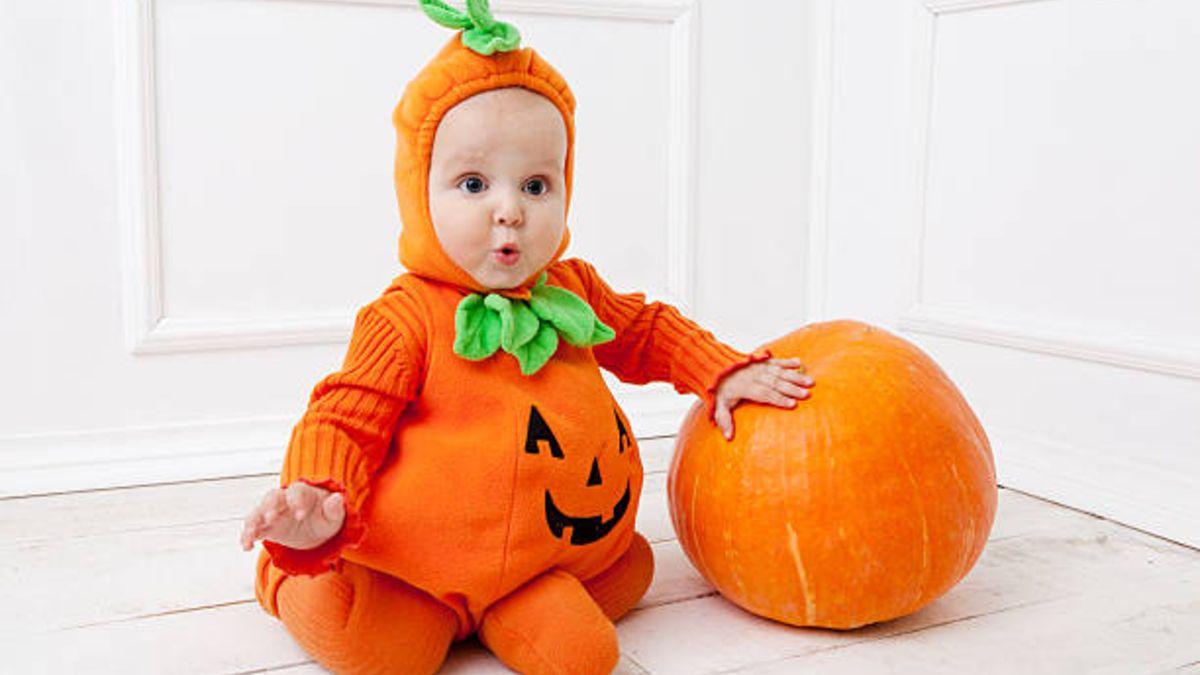 Disfraces De Halloween Para Bebés Cómo Hacerlos De Forma Fácil