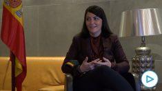 Macarena Olona, Portavoz adjunta de Vox en el Congreso
