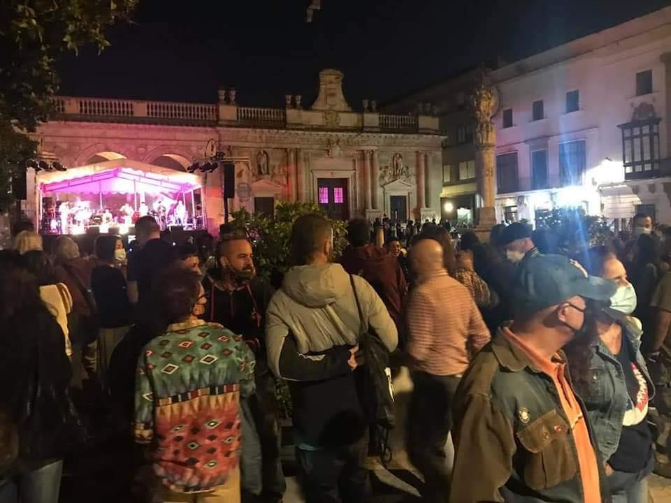 Festival Xera en Jerez.