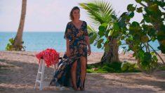 Sandra Barneda en 'La isla de las tentaciones'