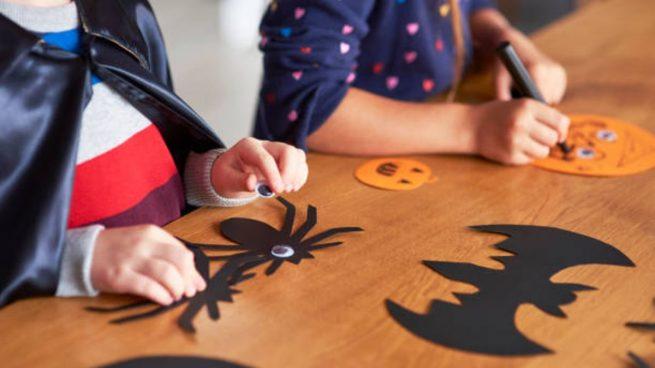 manualidades halloween niños
