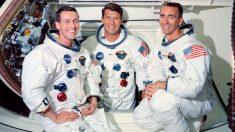 El 11 de octubre de 1968 se lanza la misión del Apolo 7