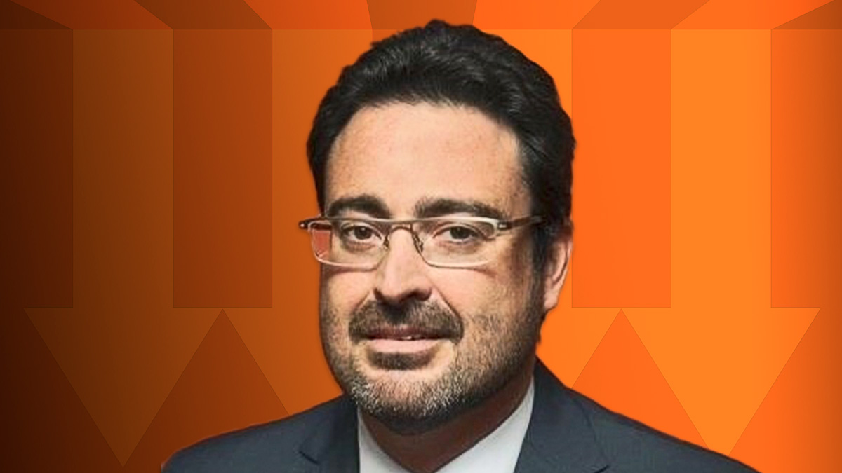 David Madí, presidente de Aguas de Cataluña.