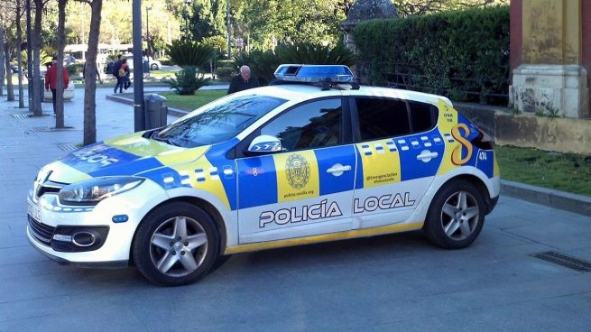 Policía Local de Sevilla.