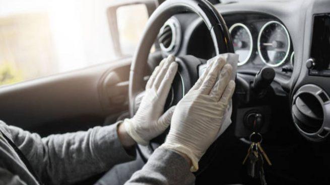 limpiar interior coche