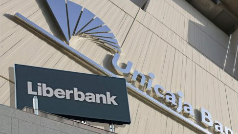 Unicaja y Liberbank.