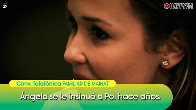 Sálvame: Un familiar de Josep María Mainat asegura que Ángela se insinuó a Pol, su hijastro