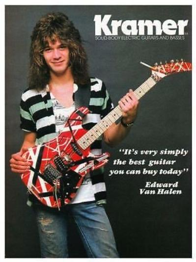 Muere Eddie Van Halen a los 65 años víctima de un cáncer de garganta