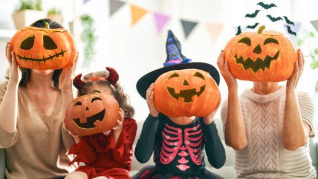 Cómo explicar Halloween a los niños